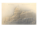Embossed View of the Capitol