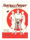 Football Freddy  Sheet Music
