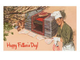 Happy Father's Day  Autumn Barbecue