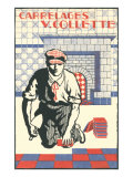 French Tile Setter