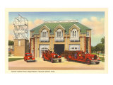 Grand Island  Nebraska Fire House