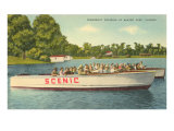 Powerboat Cruising  Winter Park