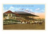 Hialeah Race Track  Miami  Florida