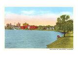 Skyline  Orlando  Florida
