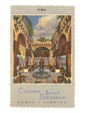 Columbia Spanish Restaurant  Tampa  Florida