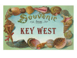 Souvenir from Key West  Florida