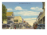 Duvat Street  Key West  Florida
