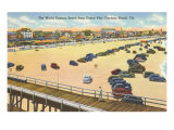 Ocean Pier  Daytona Beach  Florida