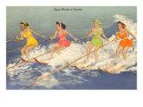 Water Skiers  Florida