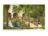 Alcazar Hotel  St Augustine  Florida