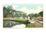 Riverside Park  Jacksonville  Florida