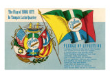Flag of Ybor City  Florida