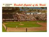 Baseball Capital of the World  St Petersburg  Florida