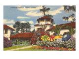 Clubhouse  Cypress Gardens  Florida
