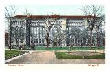 Newberry Library  Chicago  Illinois