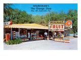 Sparkman's Orange Shop  Sumtervlle  Florida