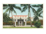 Flagler Home  Palm Beach  Florida