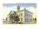 Post Office  Courthouse  Tallahassee  Florida