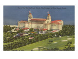 Breakers Hotel  Palm Beach  Florida