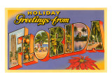 Holiday Greetings from Florida