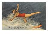 Trick Water Skier  Florida