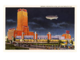 General Motors Building  Chicago World's Fair