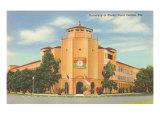University of Miami  Coral Gables  Florida