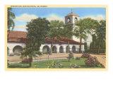 San Juan Bautista Mission  California