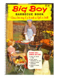 Big Boy Barbecue Book  Book Cover