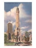 Water Tower  Chicago  Illinois
