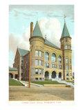 Courthouse  Bridgeport  Connecticut