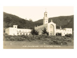 Carmel Monastery  California