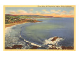 Coves  Laguna Beach  California