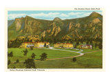 Stanley Hotel  Estes Park  Colorado