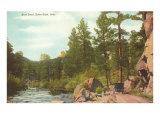 Auto Road  Estes Park  Colorado