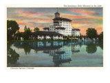 Broadmoor Hotel  Colorado Springs  Colorado