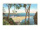 Cabrillo Beach  San Pedro  California