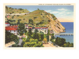 Hotel St Catherine  Catalina  California