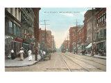 Main Street  Bridgeport  Connecticut