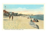 Ocean Beach  New London  Connecticut