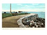 Sea Side Park  Bridgeport  Connecticut