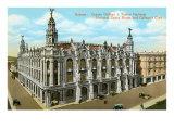 Opera House  Havana  Cuba