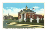 Post Office  Dover  Delaware