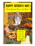 Father&#39;s Day Barbecue Book Cover