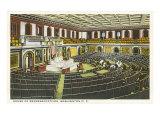 House of Representatives  Washington DC
