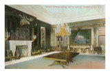 State Dining Room  White House  Washington DC