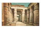 Karnak  Temple of Khon  Egypt