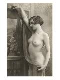 Exotic Vintage Nude