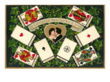 French Language of Playing Cards