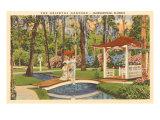 Oriental Gardens  Jacksonville  Florida